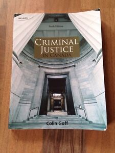 CRIMINAL JUSTICE IN CANADA- 6TH EDITION