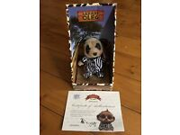 Safari Baby Oleg Meercat Toy - comparethemarket dot com advert