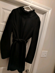 Maternity Wool Coat