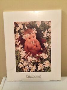 For Sale: Anne Geddes baby plaque