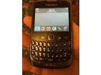 Blackberry 9300 curve unlocked