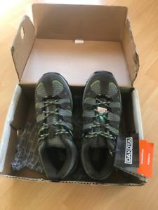 Lady Safety Shoe Size 7.5