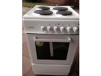 £90 STATESMENS BRAND NEW 50 CM WIDE ELECTRIC COOKER