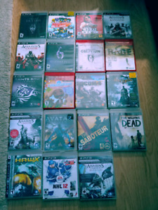 600GB Super Slim Ps3 With 16 Games and assessories for sale