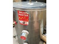 Salon Master water heater