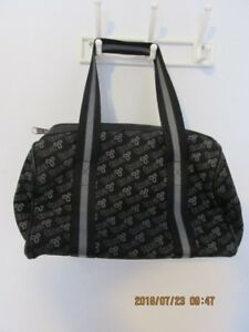 TNA Bag......black & grey