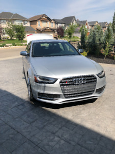 Audi S4 (2014) -with New Tires and INCLUDING set of Winter tires