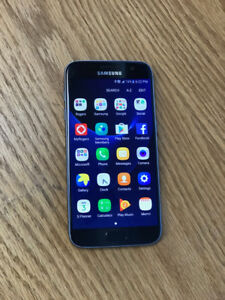 Samsung Galaxy S7 *  32 GB * Unlocked * Black