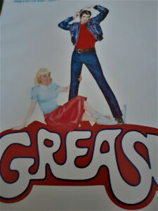 The Original 1978 GREASE Score PLUS DVD, Rockin Rydell Version