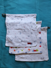 BABY BAGS x3