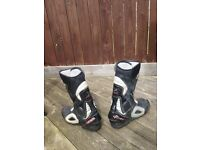 Oxtar TCS sports motorcycle motorbike boots