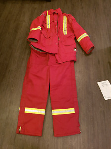 FR Coveralls winter 2xL 100 dallers firm