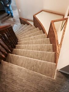 CARPET LINOLEUM LAMINATE INSTALLER Prince George British Columbia image 8