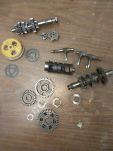 All transmission parts for Yamaha bw 200
