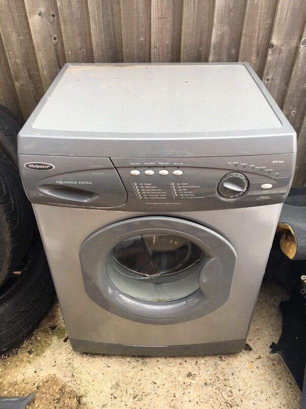Hotpoint Washing Machine Spares hotpoint wma40 washing machine spares/repairs free | in oxford