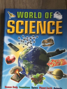 Book about science