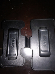 IPhone 4/5 otter box defender clips