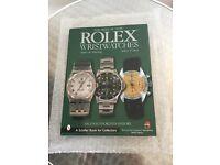 Genuine as new Rolex book