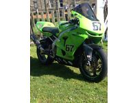 ZX6R G2 track bike and spares