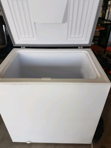 Apartment size deep freezer. $150 with delivery