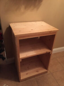 New Solid Wood Bookcase