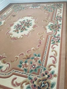 Persian style rug $500 each