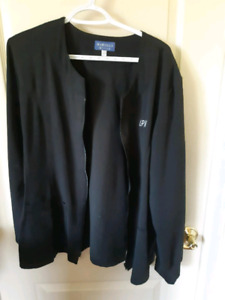 L.P.N Uniform Coat Size XL