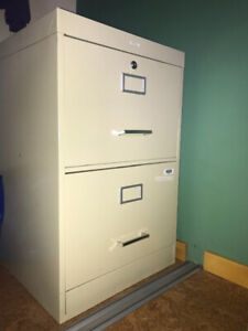 Old school filing cabinet(used as draws)