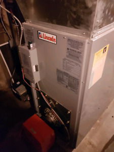 Warm Air Oil Furnace
