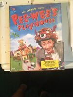 PEE-WEES PLAYHOUSE BRAND NEW COMPLETE SERIES BLU RAY