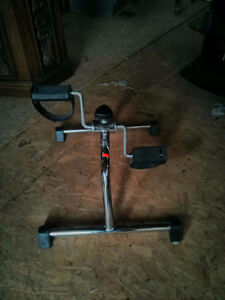 Exercise Peddles.  Purchased at $40 will sell for $20