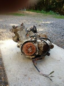 for sale kawasaki kx80 engine for parts or repair