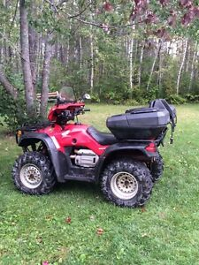 2006 Honda Fourtrax