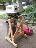 20 hp 1972 Johnson 2 stroke outboard motor