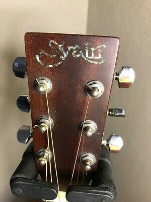 S Yairi VM 17/VS 1990s Natural Acoustic Guitar