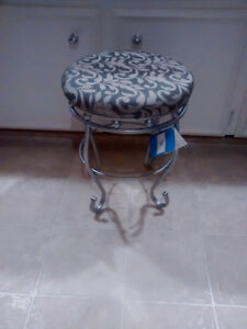 NEW BATHROOM VANITY STOOL