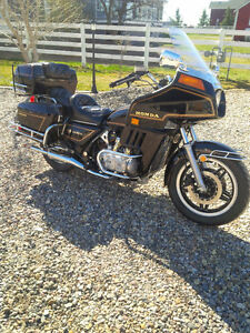 Honda Gold Wing Interstate