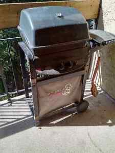 Free Patio Furniture and BBQ