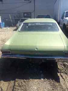 Chevrolet Chevelle. 1968