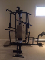 WEIDER PRO 9955 multi-station exercice