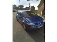 Renault Megane SALE OR SWAP