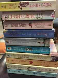 10 books for $15.00