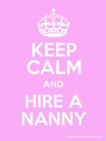 NANNY AVAILABLE :)