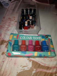 Nail polish collection Greenbank Logan Area Preview