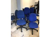Office Desk Workstation Chairs