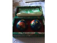 Chinese stress balls