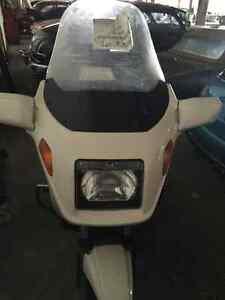 BMW X75 former Police bike