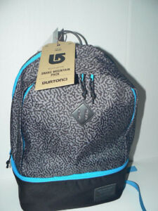 BURTON SNAKE MOUNTAIN BACKPACK Camera Bagpack