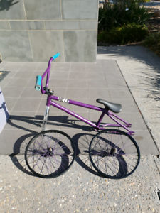 Subrosa BMX bike