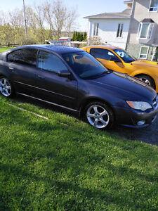 2008 Subaru Legacy Berline
